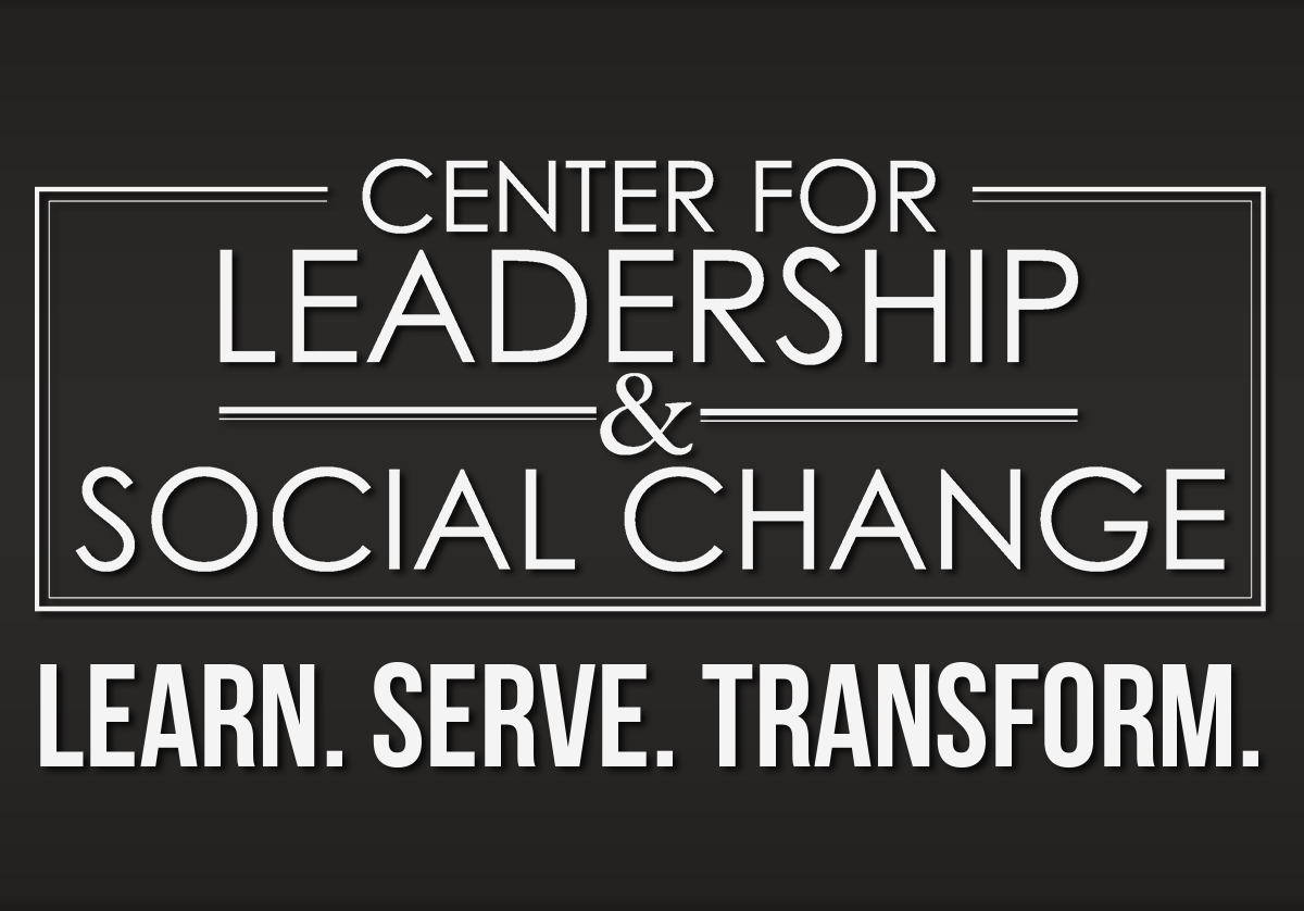 Center for Leadership & Social Change