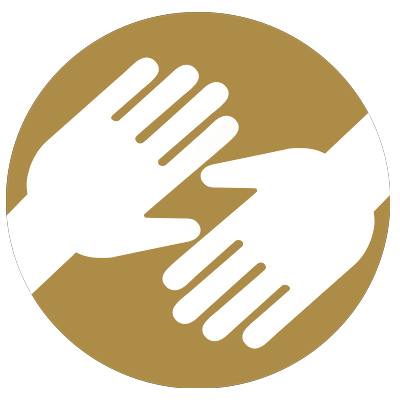 Service: hands icon