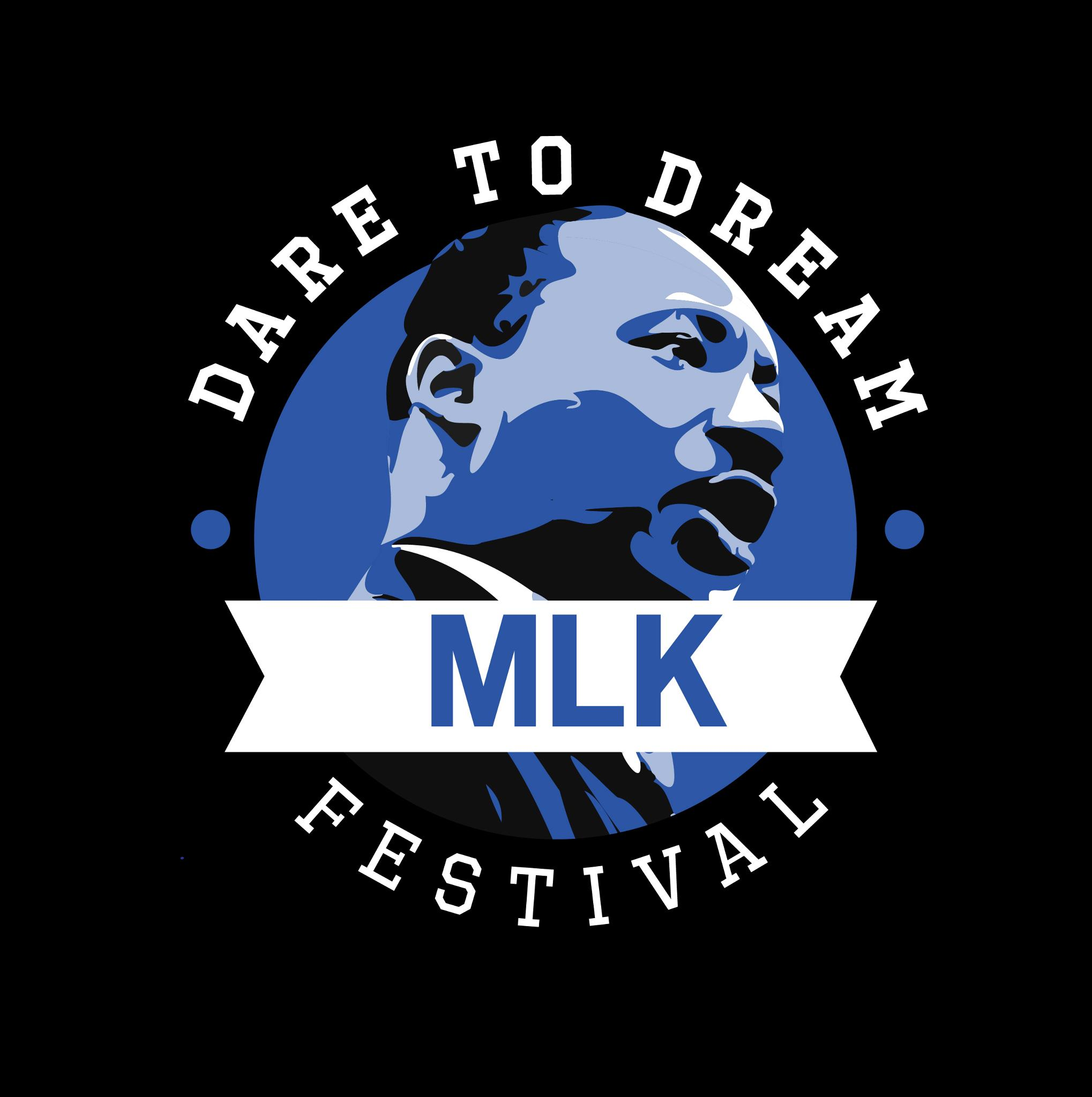 MLK Dare to Dream Festival logo