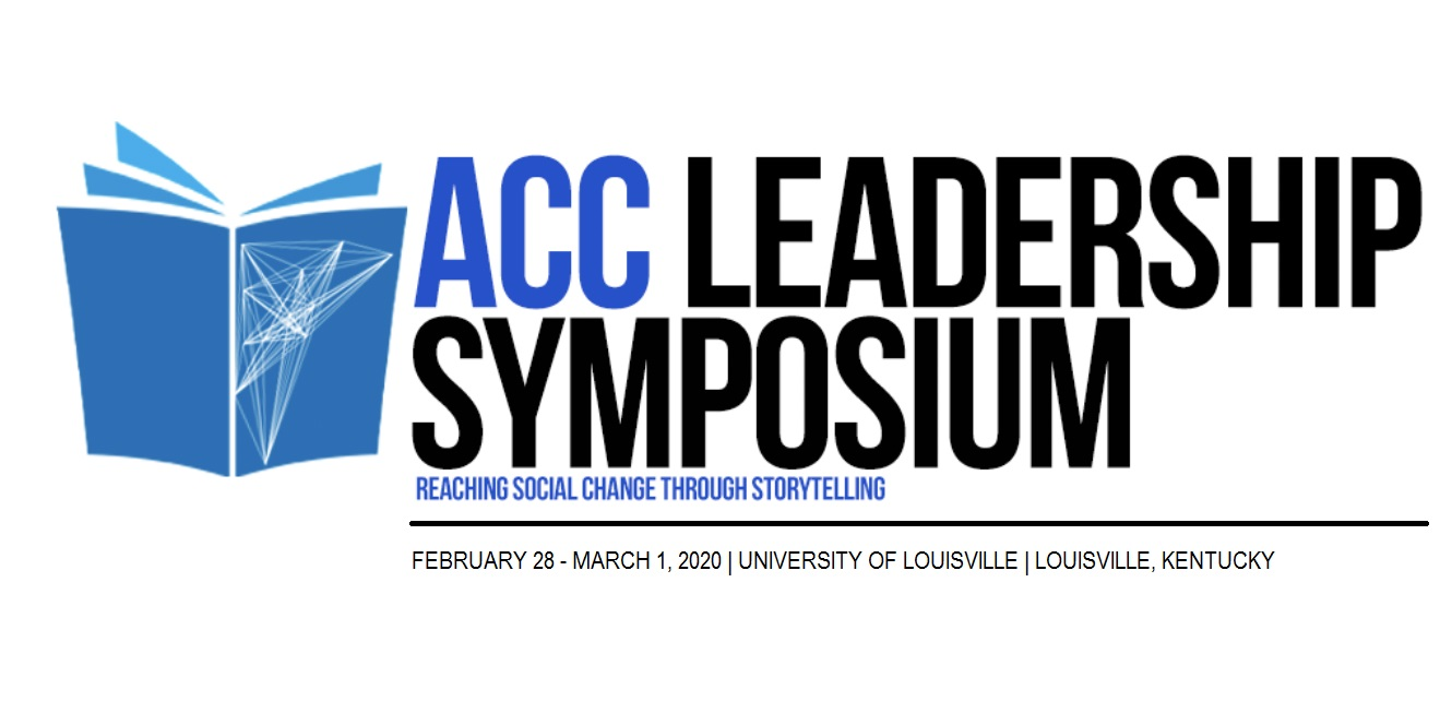 The ACC Leadership Symposium will be Feb. 28 - Mar. 1 at the University of Louisville