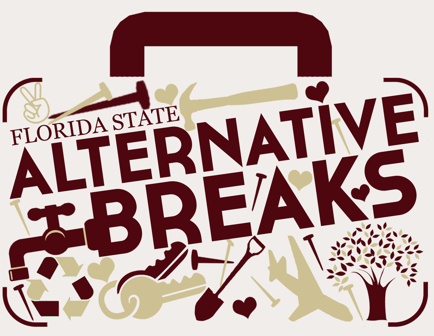 Logo for Florida State Alternative Breaks
