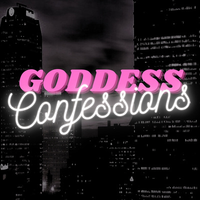 Goddess confessions podcast logo