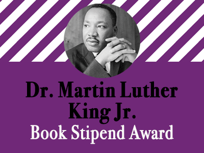 Dr. Martin Luther King Jr. Book Stipend Award