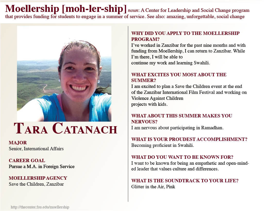 Tara Catanach Moellership Profile