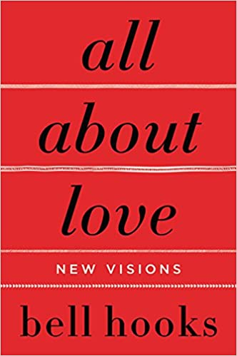 Book cover of All About Love