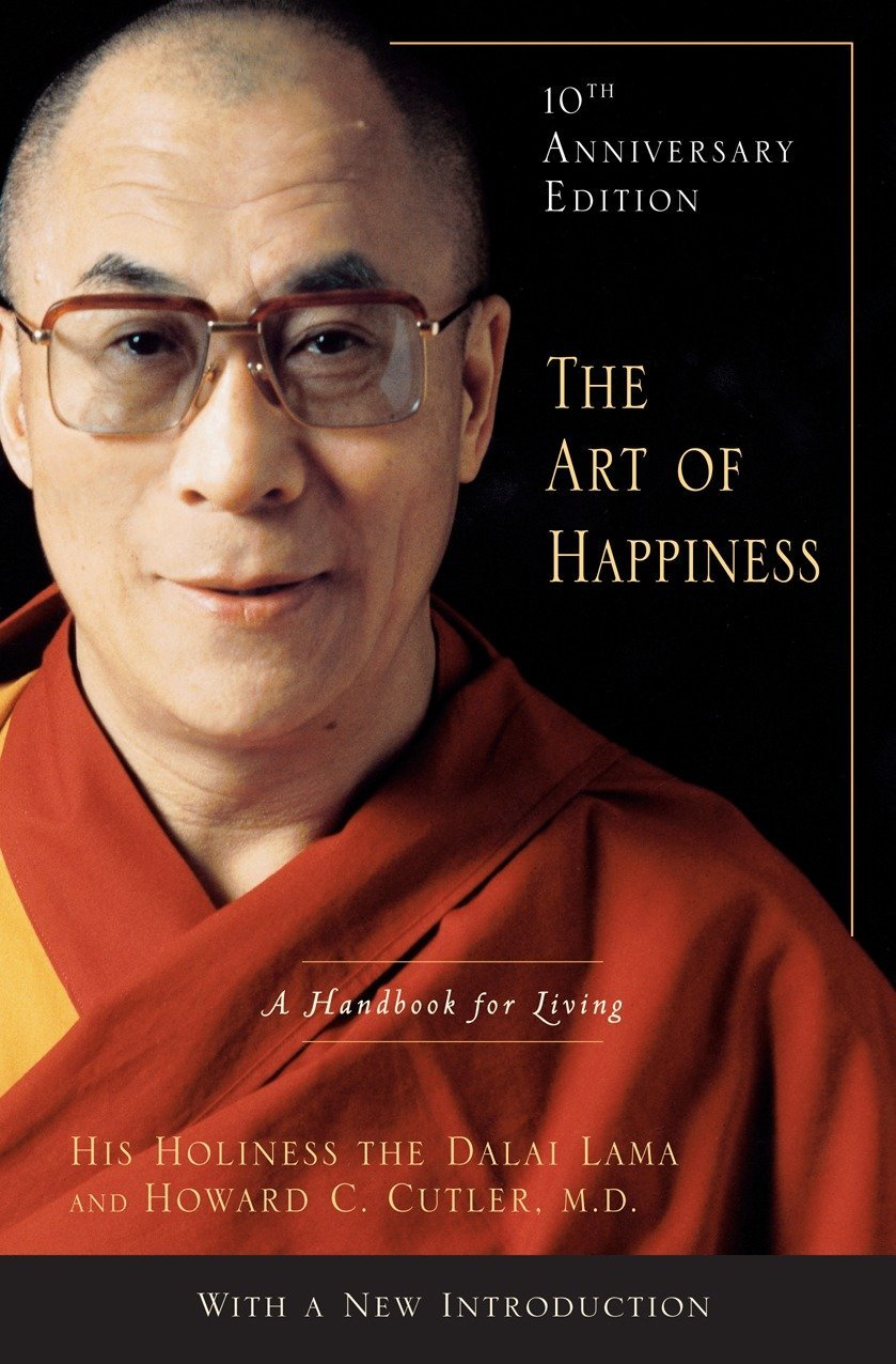 Book cover of The Art of Happuness.jpg