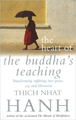 Book cover of the heart of buddha's teaching.jpg